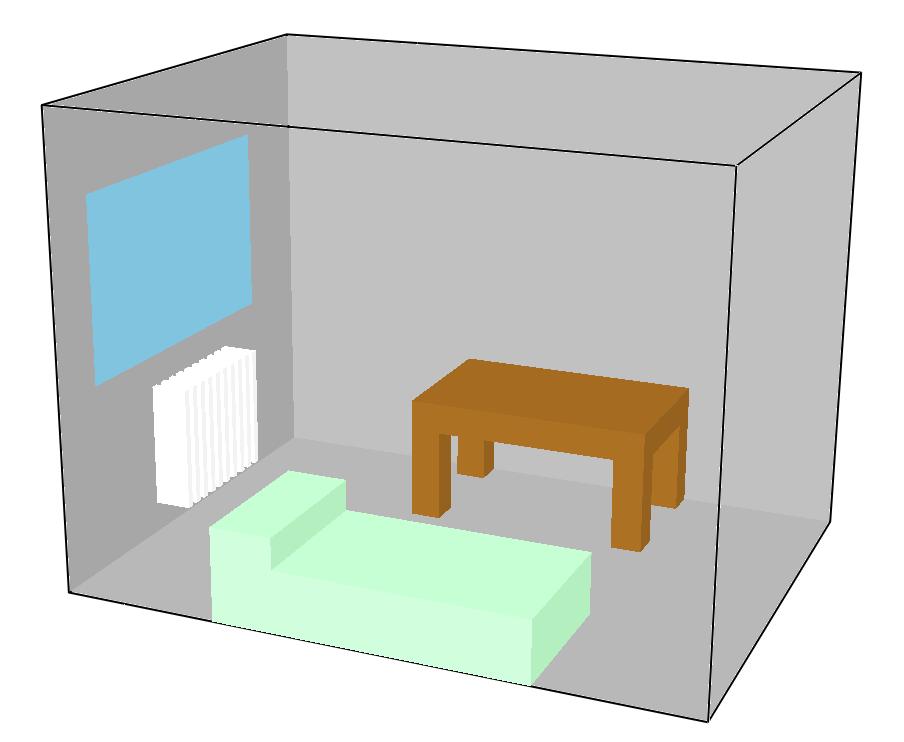fds example radiator